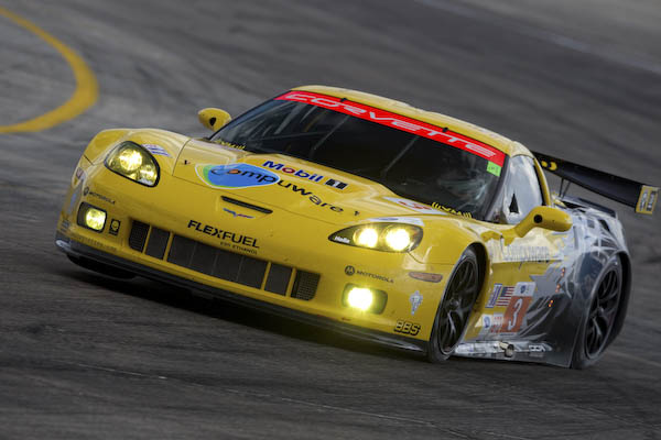 Corvette Racing 2010 Mobil 1 12 Hours of Sebring