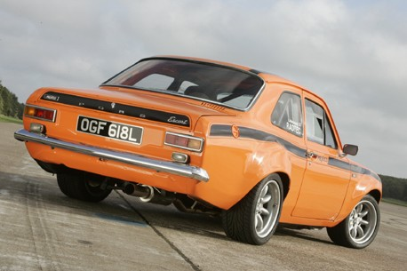 FORD ESCORT MK1 MEXICO ML1580 8X15