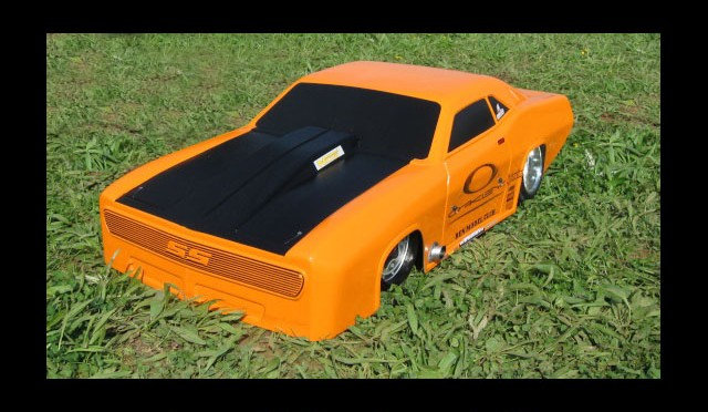 SS5 muscle car for baja5