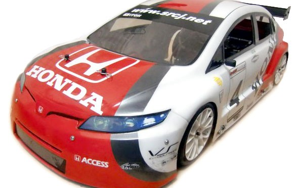 Honda Civic TC2000 von Frank Killam