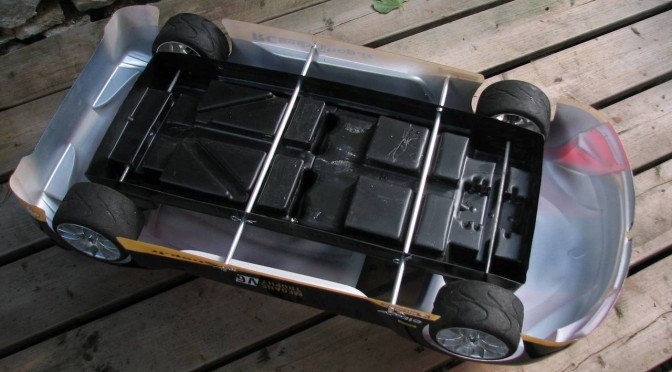 showcase dummy chassis