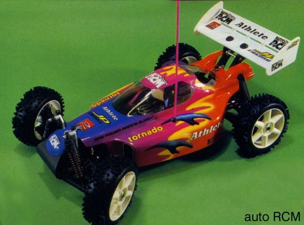 carrosserie buggy mugen Athlete EVO