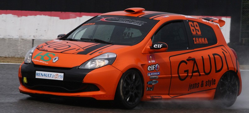 clio Cup 2011 1:10 bodyshell