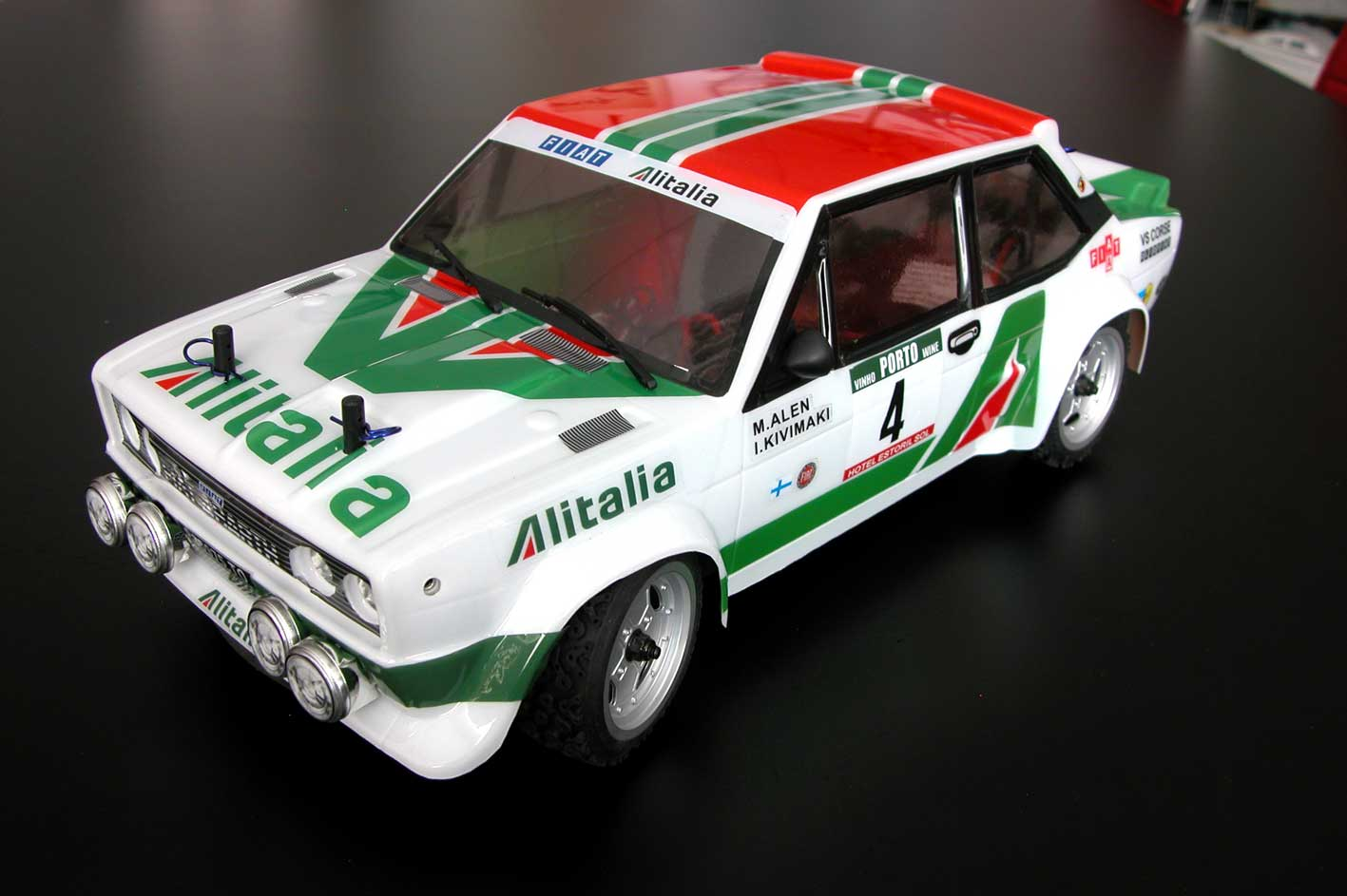 The Rally Legends 1:10 RC