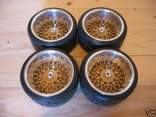 1:4 scale wheels