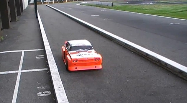 video from Ford Capri 1:5