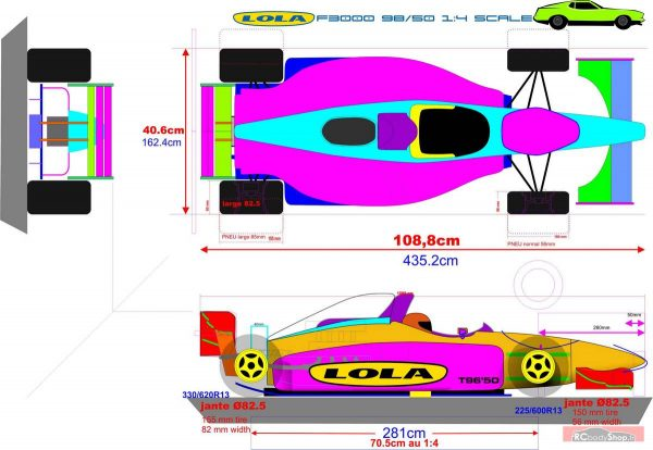 lola f3000 96-50 blueprint rcbodyshop