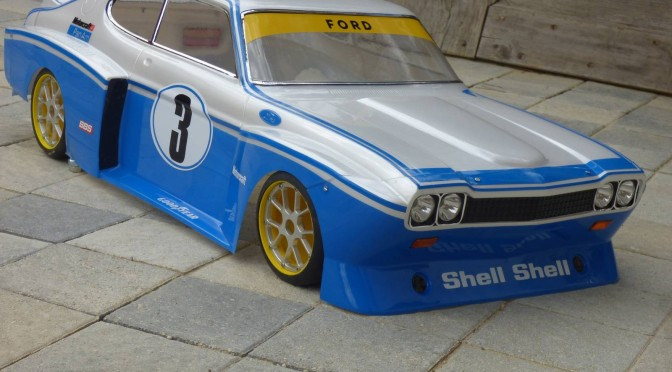 new set of capri and bmw csl bodies