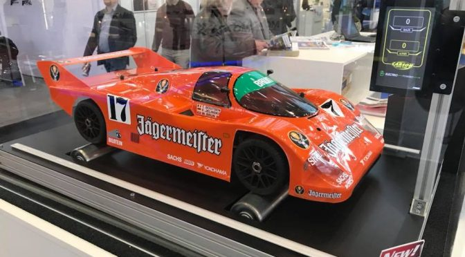 Porshe LM at 1:5 scale